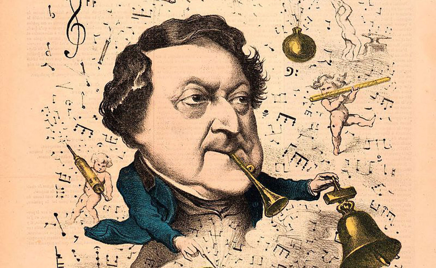 Um die Uraufführung von Rossinis DER BARBIER VON SEVILLA ranken sich zahlreiche Legenden. Dramaturg Lars Gebhardt erzählt von den Geburtswehen eines Welterfolgs.