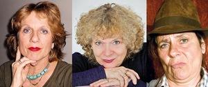 Mordsfrauen: Der Triumph des Herrn Blau / Krimi-Lesung mit Spektakel @ Weltbühne