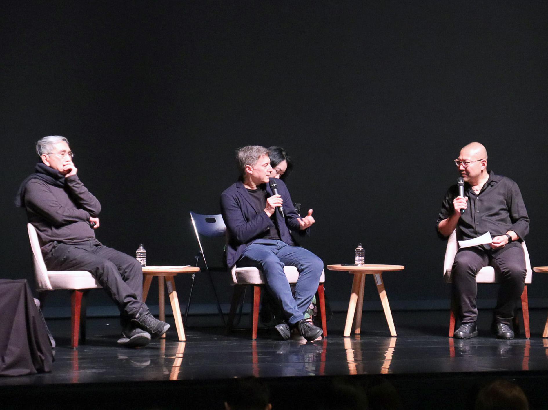 Lin Hwai-min, Martin Schläpfer, Wen-Pin Chien