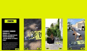 Live Art Festival #11 & Claiming Common Spaces III - App [k] to go: Franck Edmond Yao: Das Sandwich Syndrom