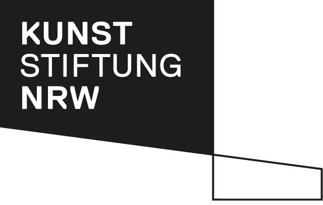 Gefördert von der Kunststiftung NRW