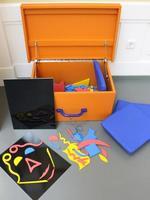 Kistenkram - 13 Kisten warten auf ihre Entdeckung