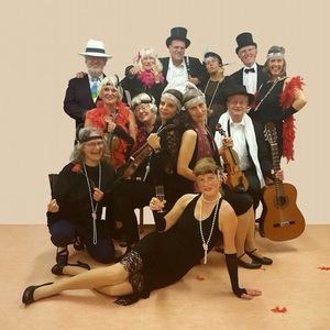 FolkLore Ensemble: Gute Laune Musik der 20er Jahre / Konzert