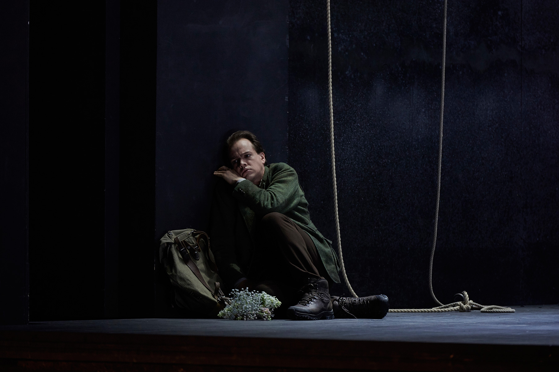 Thomas Blondelle als Erik