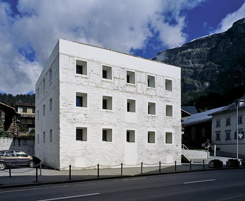 Graubünden Baukultur