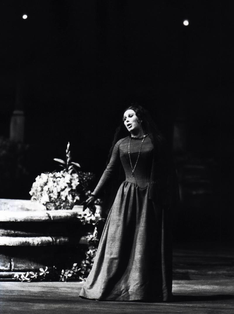 Gundula Janowitz als Donna Anna
