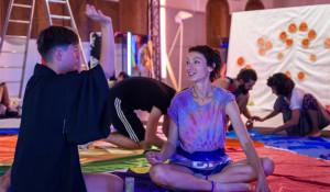 Internationales Sommerfestival 2020 - Josep Caballero Garcia / Claudia Hill: Raimunda Build a Flag