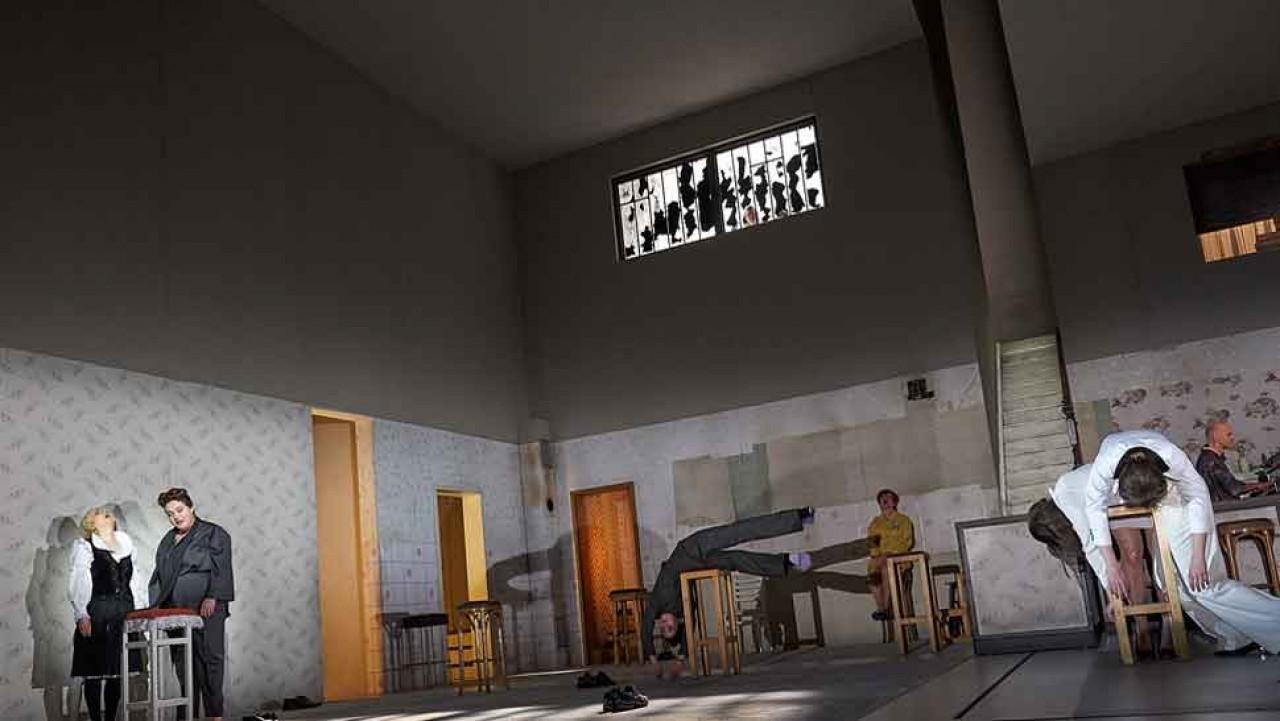 Übermann oder Die Liebe kommt zu Besuch in Hamburg, Kleinkunst, 26.04.2018, Deutsches Schauspielhaus - Tickets - Copyright 2018 / Matthias Horn