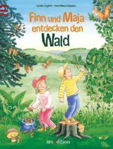 Finn und Maja entdecken den Wald / Bilderbuchkino für Kinder @ Weltbühne Heckenbeck