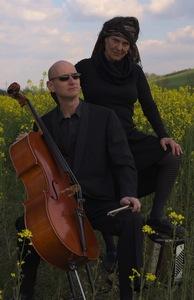 Duo Skurrillo: Nieder mit Ernst! / Lyrik und Musik