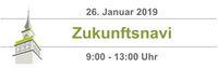 ZUKUNFTSNAVI - Der zentrale Infotag 2019 zur Berufs- und Studienorientierung