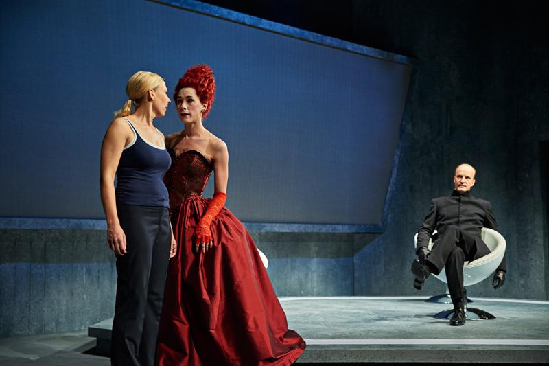 Rheinisches Landestheater Neuss - Corpus Delicti - Schauspiel