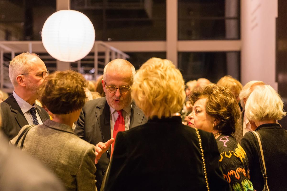 Dr. Rupert Graf Strachwitz im Gespräch