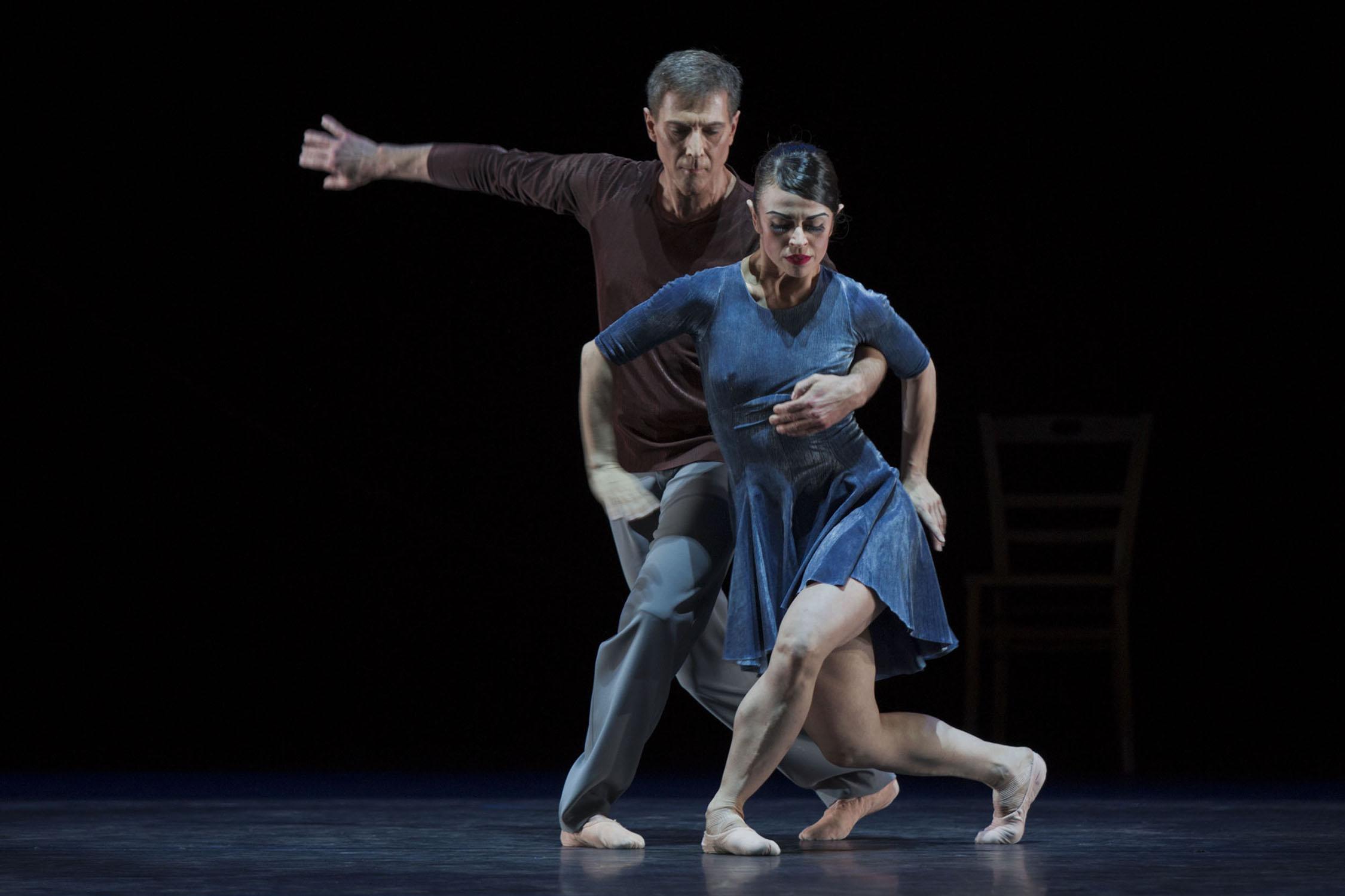 Hans van Manen: Alltag | Martin Schläpfer, Marlúcia do Amaral