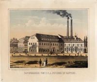 Vortrag  »Von der Papiermühle zur Vereinigten Bautzener Papierfabriken AG – Papierherstellung in der Spreestadt vom 15. bis 20. Jahrhundert«
