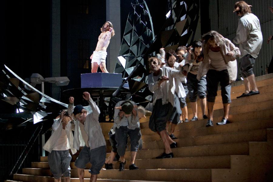 Seth Carico, Chor der Deutschen Oper Berlin