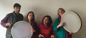 Ensemble Louly: Von der Liebe und vom mystischen Wein